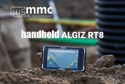 Nueva tablet ALGIZ RT8